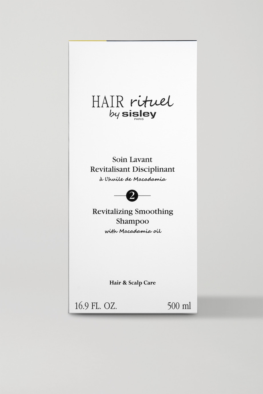 HAIR rituel by Sisley Revitalizing Smoothing Shampoo, 500 ml – Shampoo
