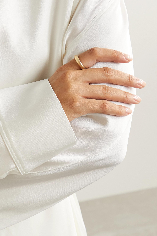 Bottega Veneta Gold-plated necklace