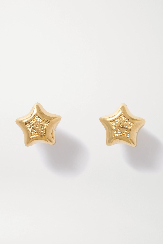 Bottega Veneta Gold-tone earrings