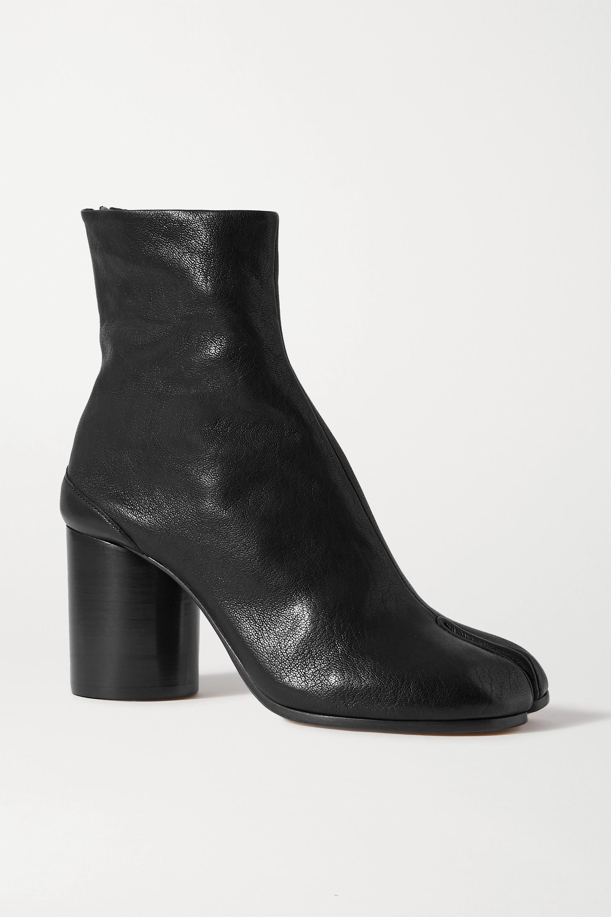 maison margiela split toe shoes