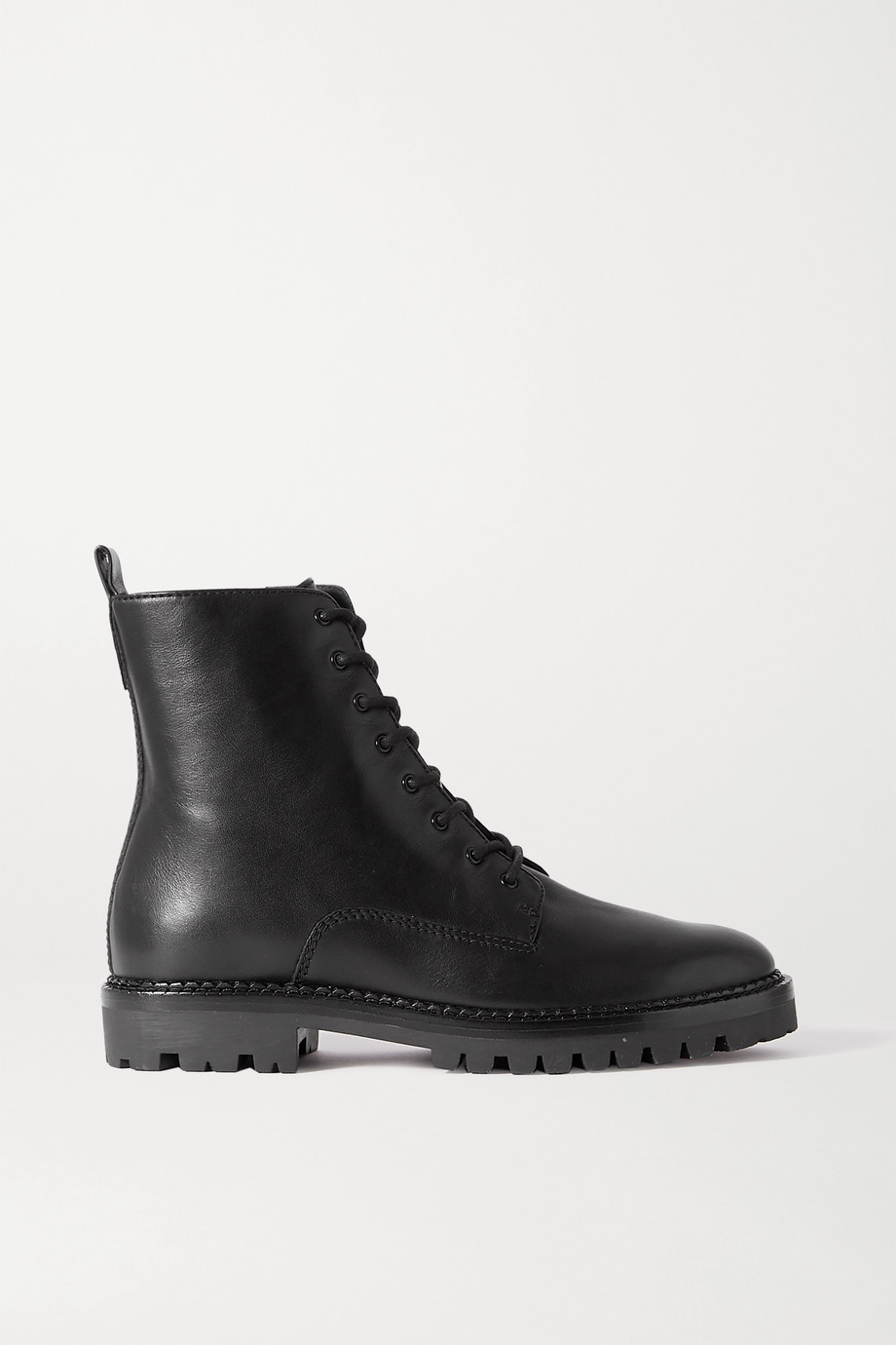 Vince Cabria Lug leather ankle boots