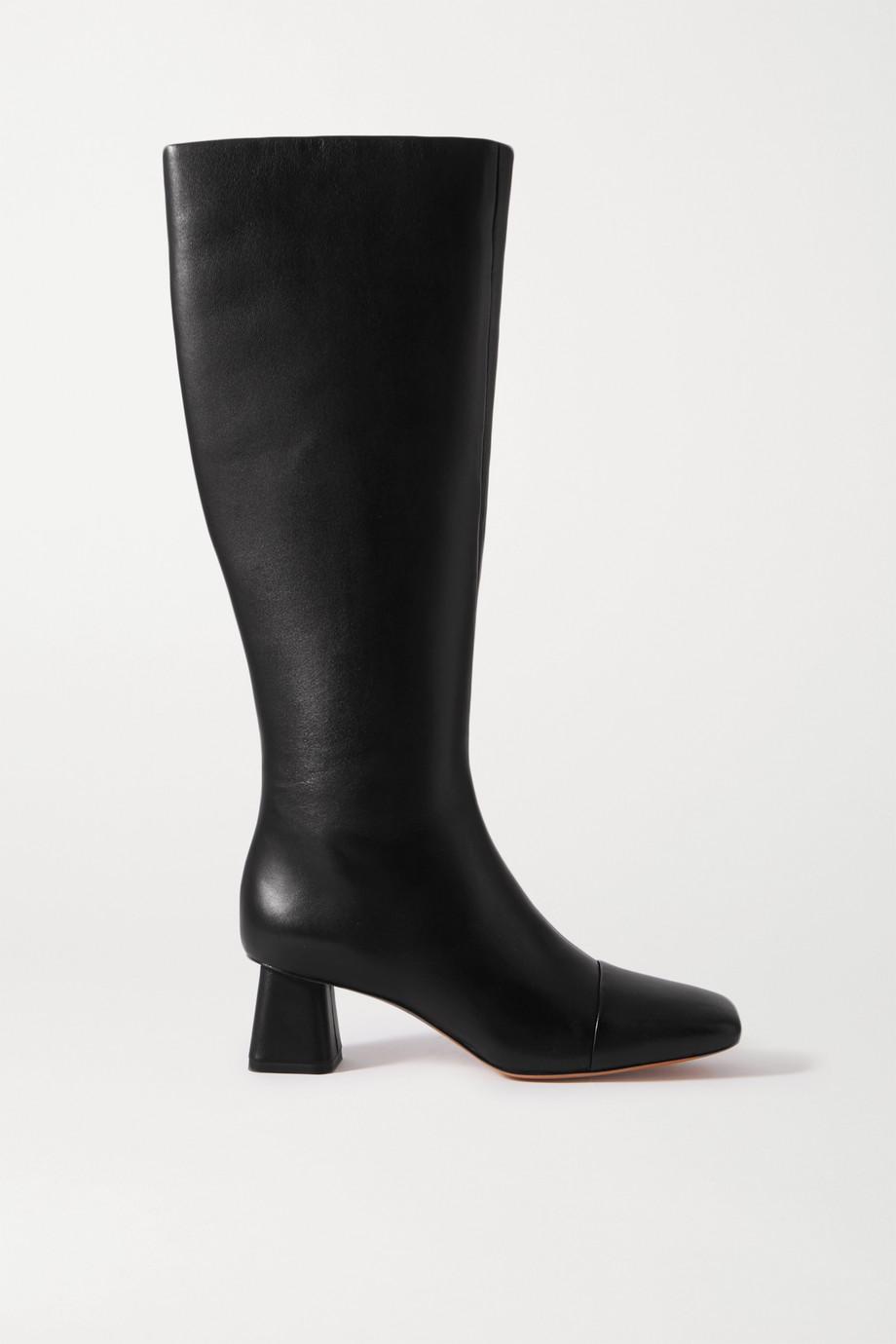 Vince Kellen 55 leather knee boots