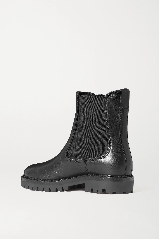 Vince Carmine 皮革切尔西靴