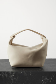 The Row Les Bains mini leather tote