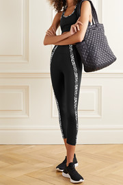 All Access Pace cropped stretch leggings