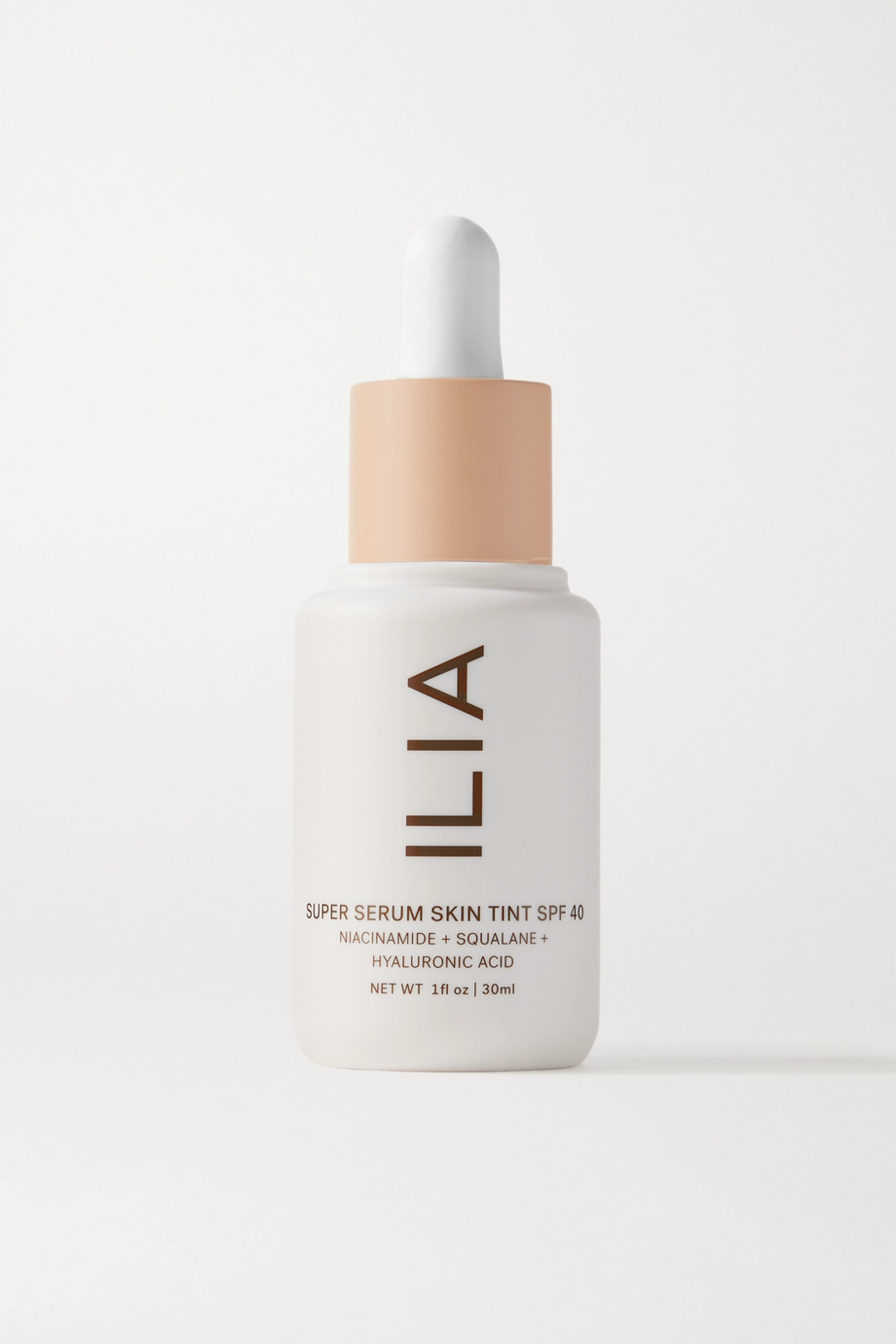 Ilia Super Serum Skin Tint SPF 40 - Tulum ST2, 30ml