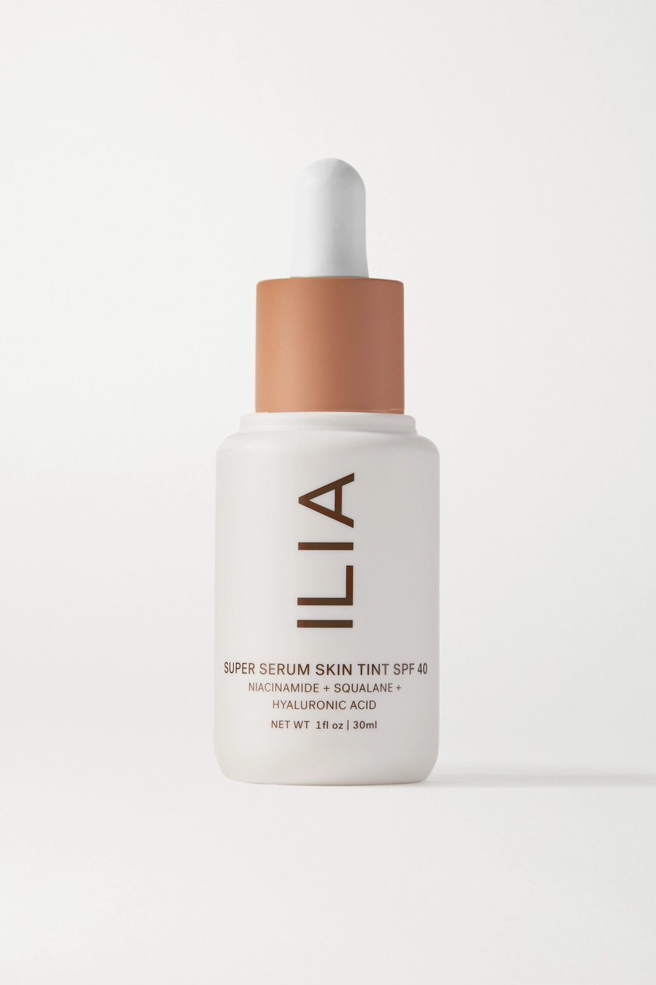Ilia Super Serum Skin Tint SPF 40 - Ora ST6, 30ml
