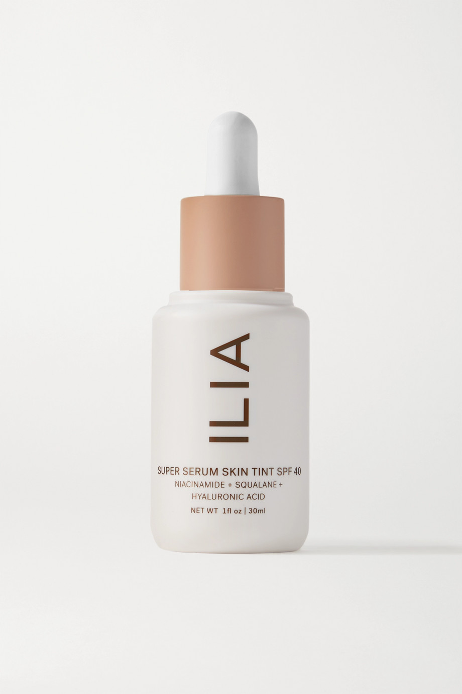 Ilia Super Serum Skin Tint SPF 40 - Diaz ST7, 30ml