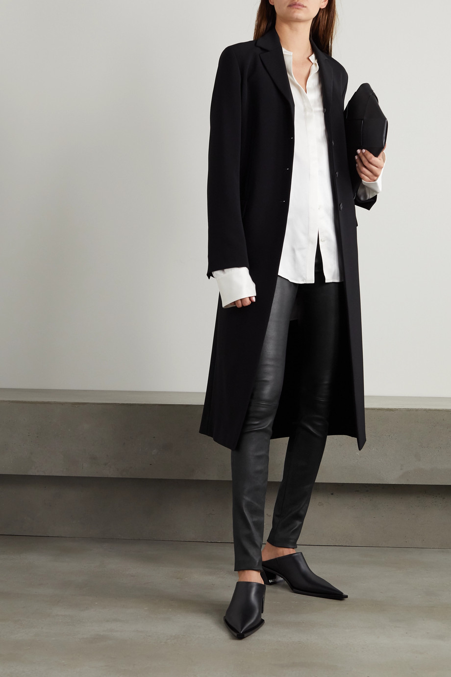 Haider Ackermann Leather leggings