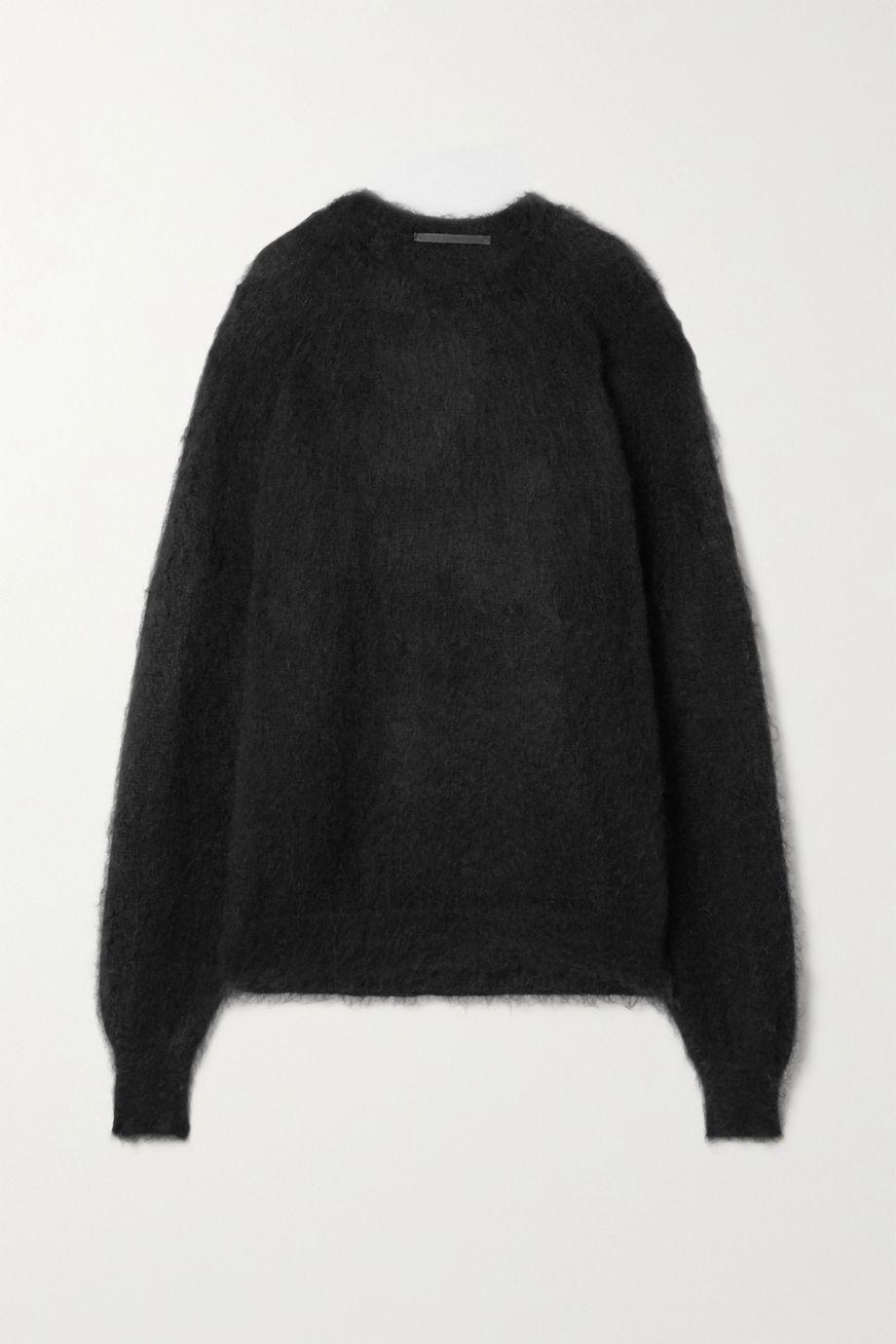 Haider Ackermann Oversized-Pullover aus einer Mohairmischung