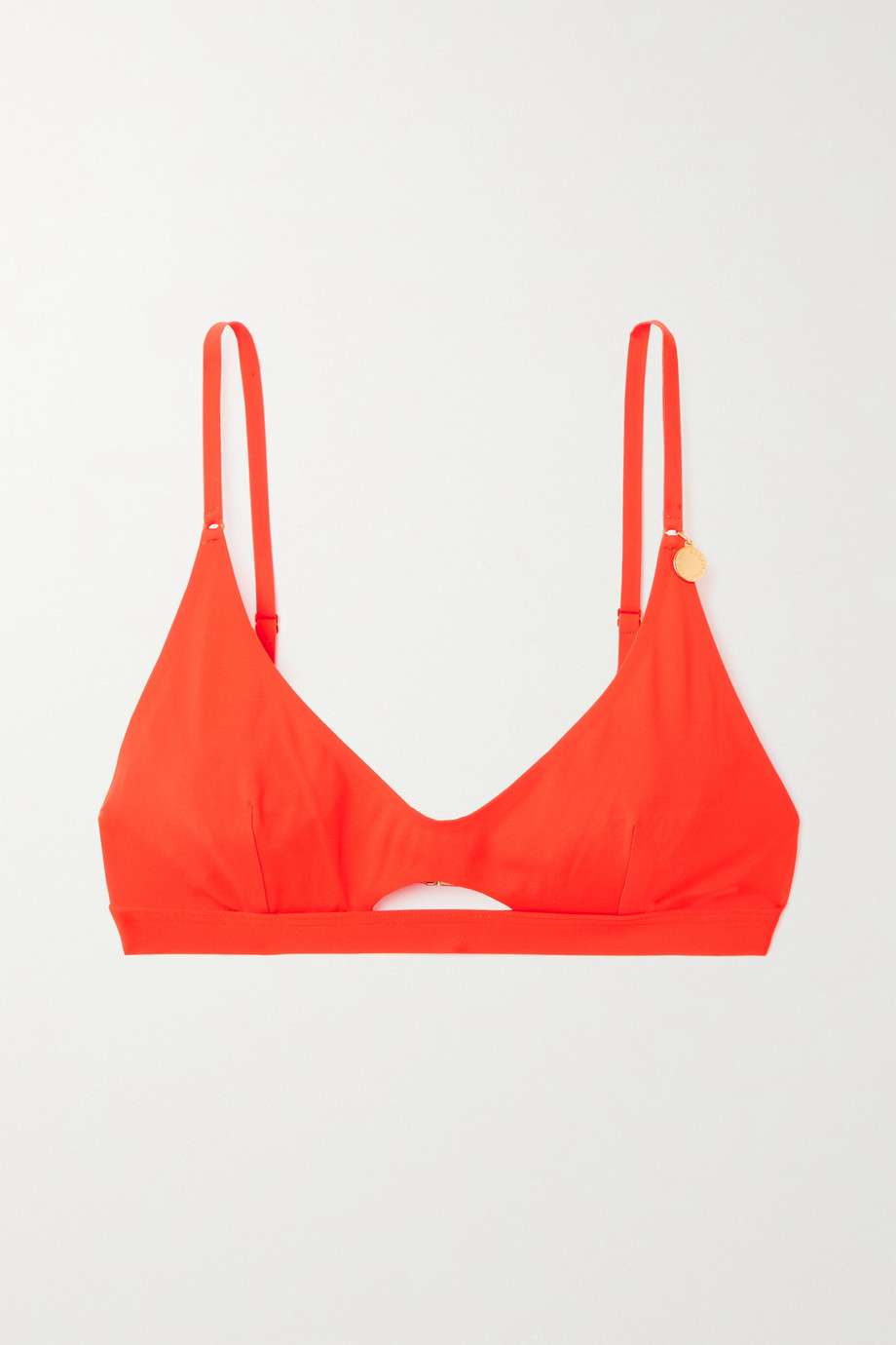 Stella McCartney Cutout bikini top