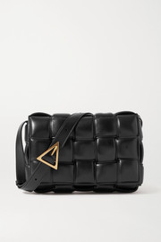 Bottega Veneta Cassette padded intrecciato shoulder bag
