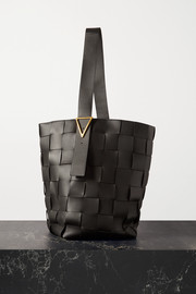 Bottega Veneta Cassette large intrecciato leather tote