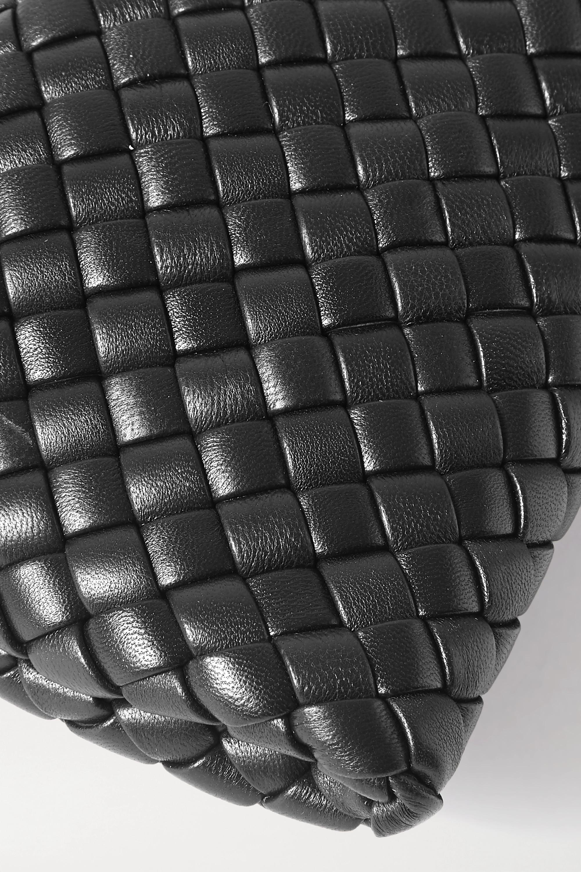 Bottega Veneta Pochette en cuir intrecciato Twist