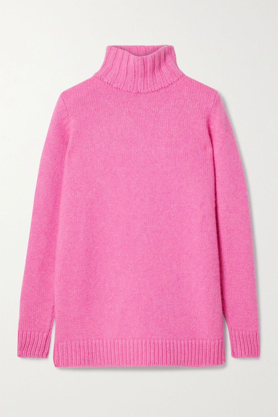 The Elder Statesman Cashmere turtleneck sweater