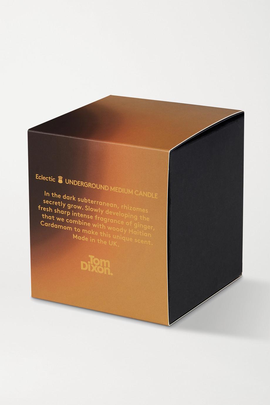 Tom Dixon Underground medium scented candle, 250g