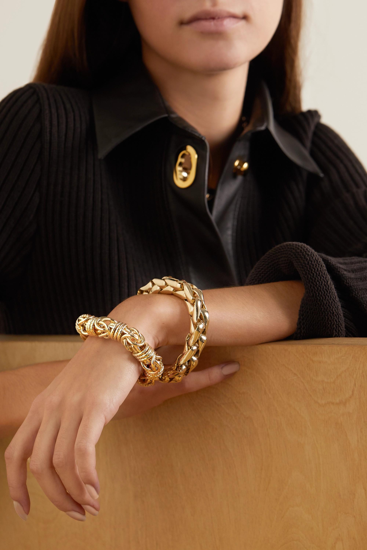 Lauren Rubinski Bracelet en or 14 carats (585/1000) Medium