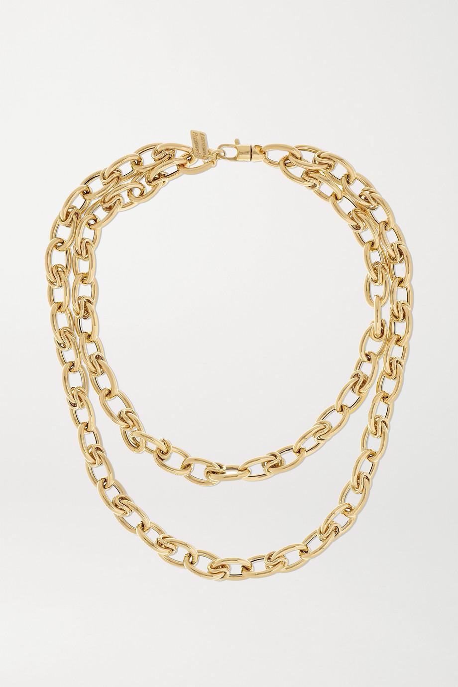 Lauren Rubinski Kette aus 14Karat Gold