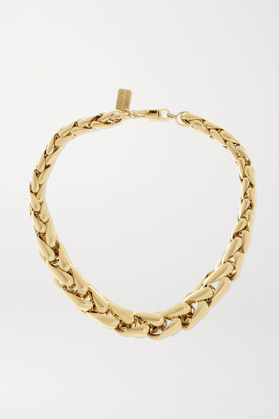 Lauren Rubinski Collier en or 14 carats Large
