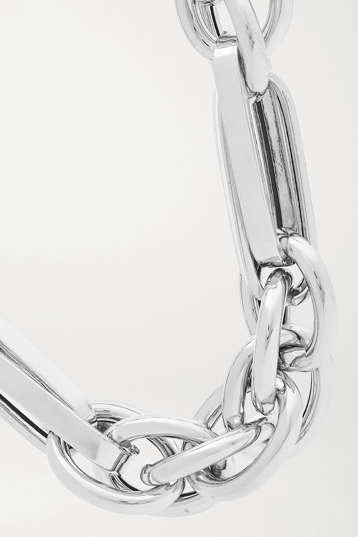 Lauren Rubinski Small Armband aus 14 Karat Weißgold