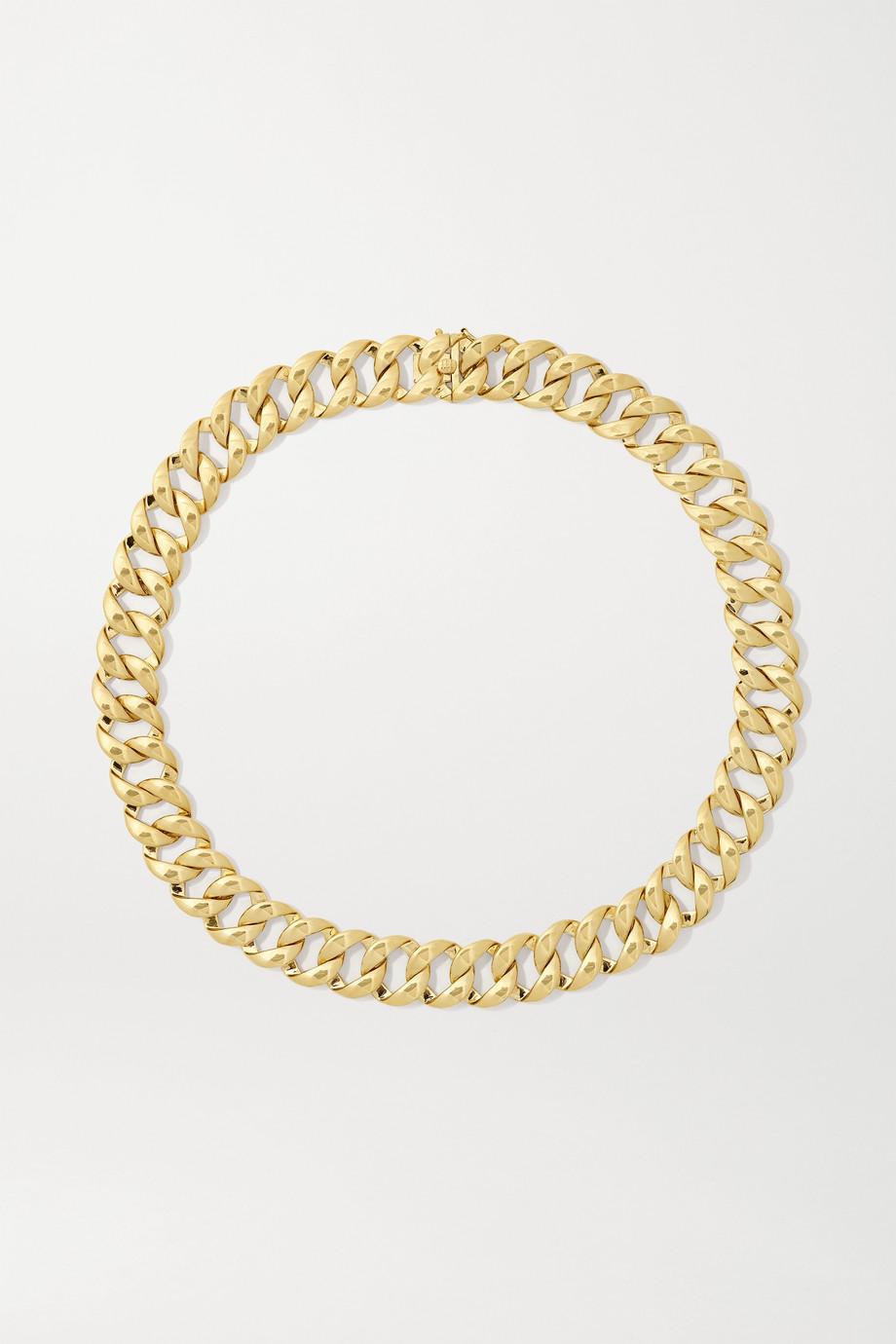 Anita Ko 18-karat gold necklace