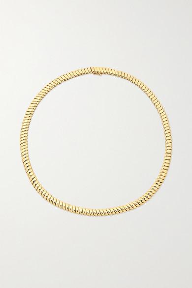 Anita Ko ZOE 18-KARAT GOLD NECKLACE