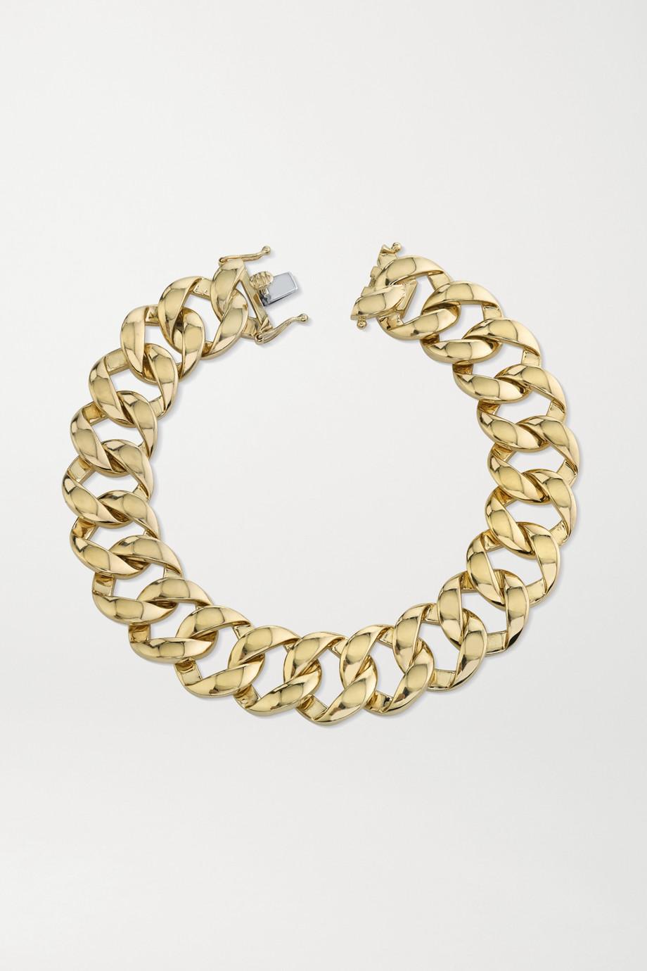 Anita Ko 18-karat gold bracelet