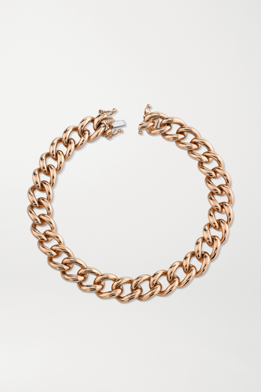 Anita Ko 18-karat rose gold bracelet