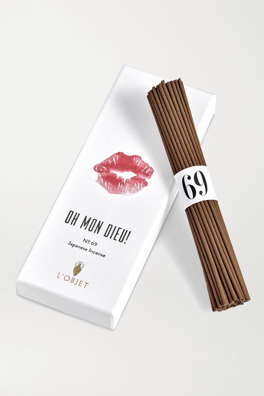L'Objet Oh Mon Dieu No.69 Incense (60 sticks)