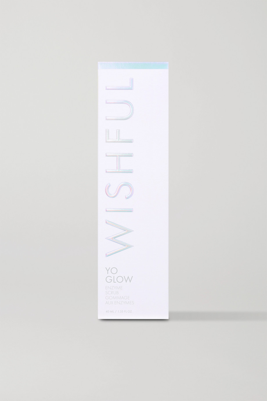 Huda Beauty Wishful Yo Glow Enzyme Scrub, 40 ml – Peeling