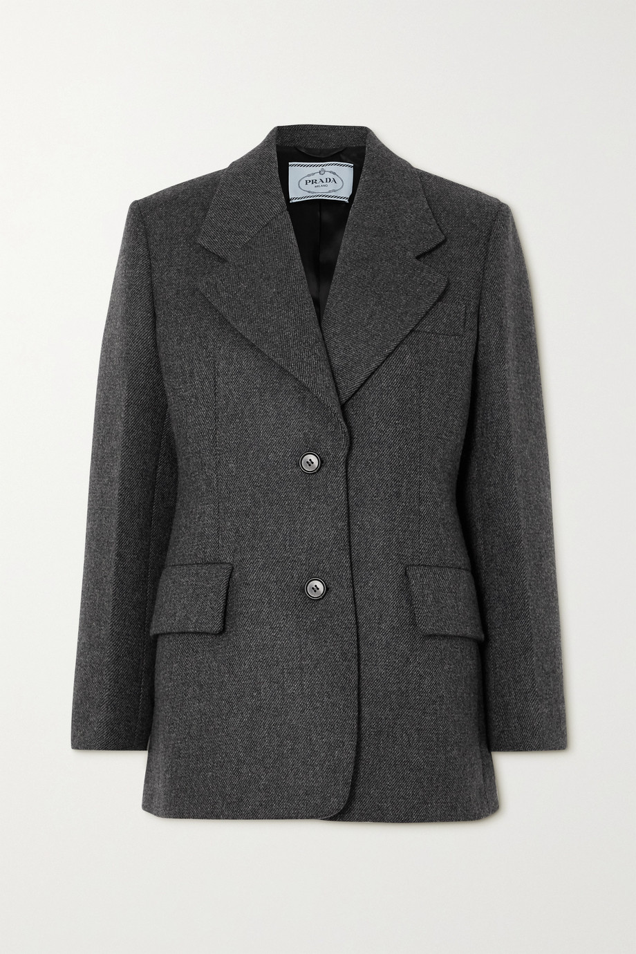 Prada Wool-twill blazer