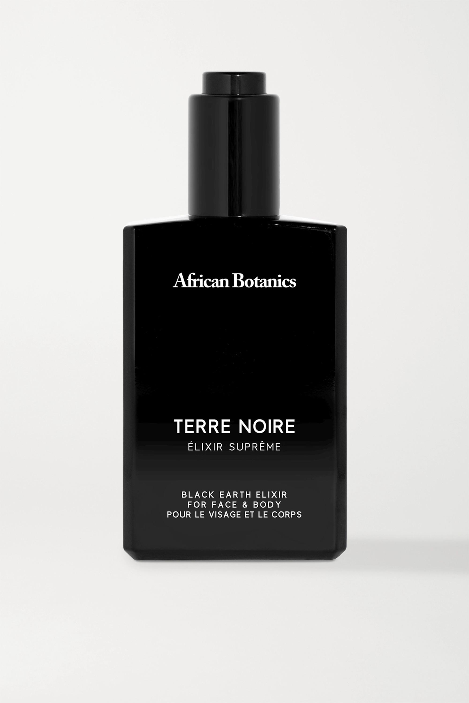 African Botanics Terre Noire Elixir Supreme, 100 ml – Serum