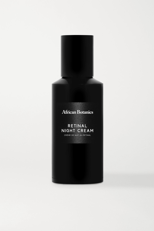 African Botanics Retinal Night Cream, 50ml