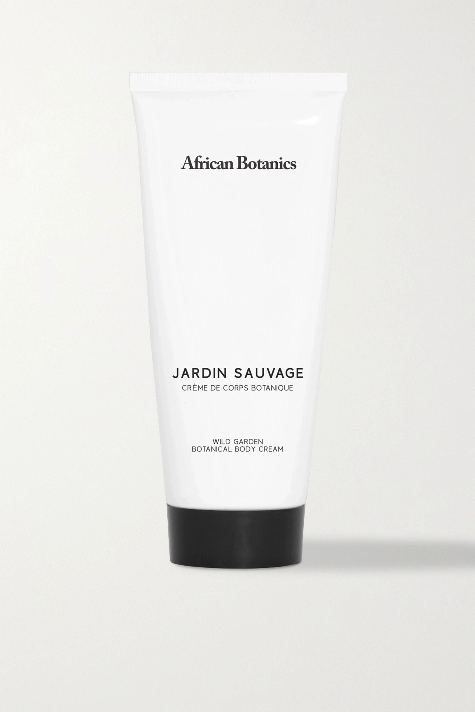 African Botanics Jardin Sauvage Botanical Body Cream, 200 ml – Bodylotion