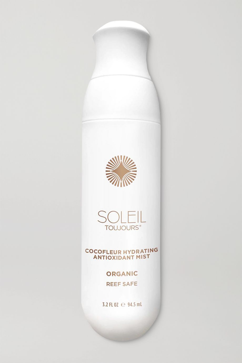 Soleil Toujours Organic CocoFleur Hydrating Antioxidant Mist, 94.5ml