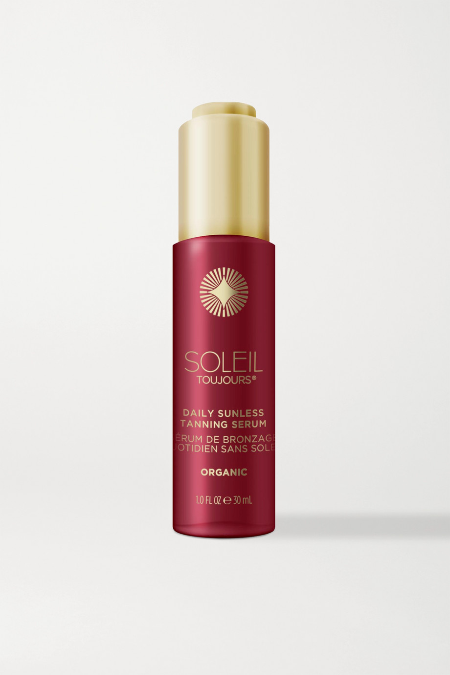 Soleil Toujours Organic Daily Sunless Tanning Serum, 30ml