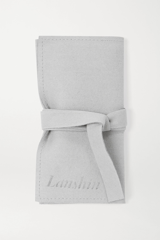 Lanshin Pro Gua Sha Tool - Nephrite Jade