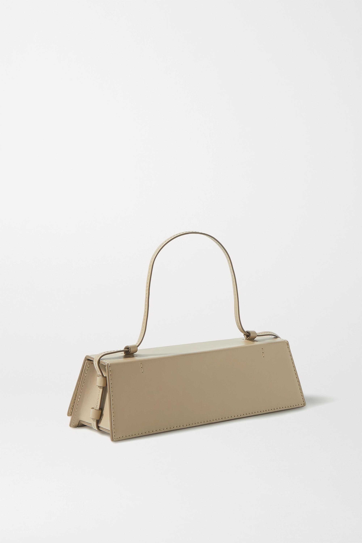 Naturae Sacra + NET SUSTAIN Via mini leather and resin tote