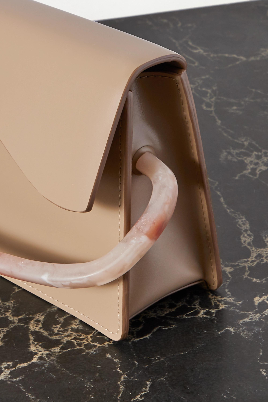 Naturae Sacra + NET SUSTAIN Aiges mini leather tote