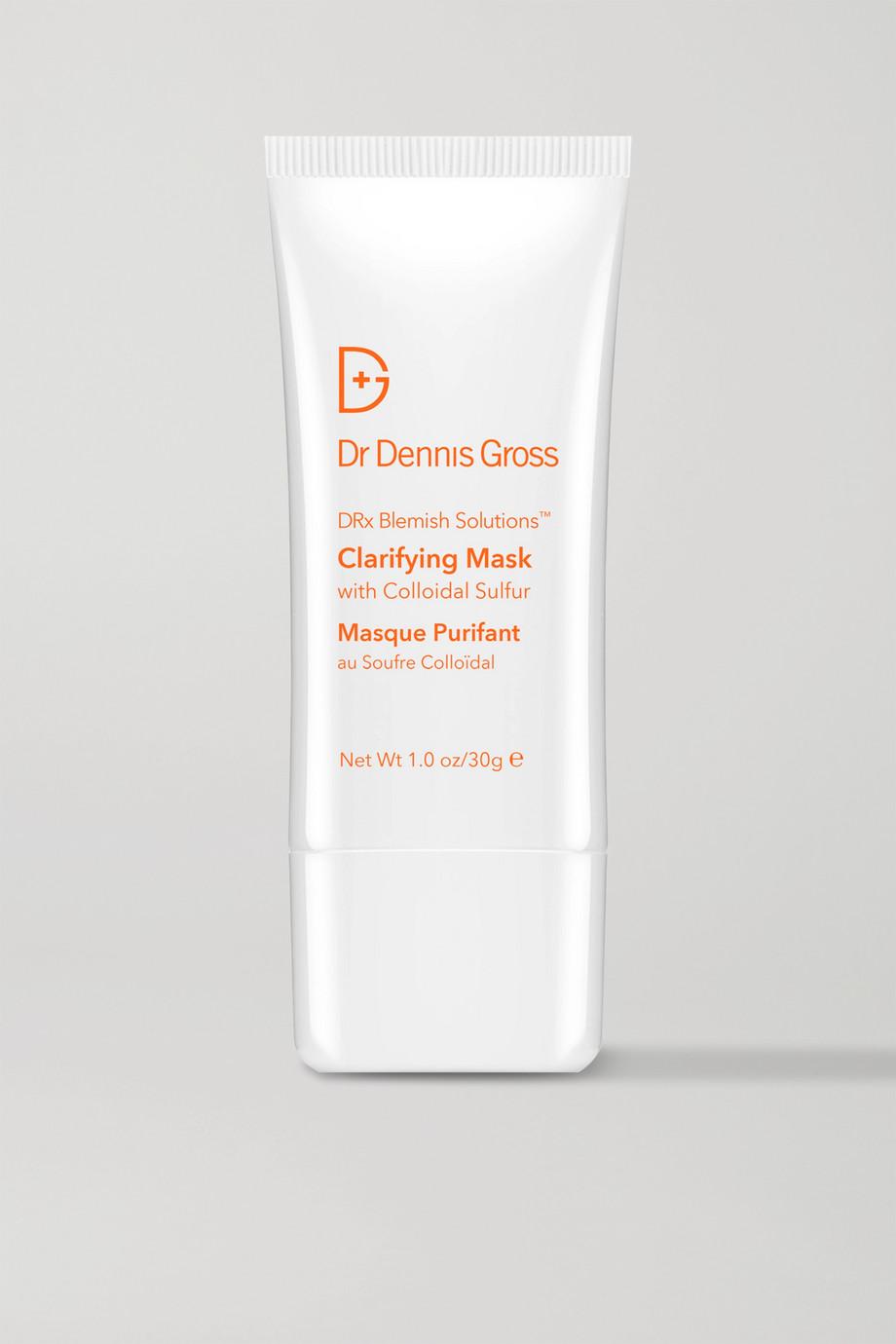 Dr. Dennis Gross Skincare DRx Blemish Solutions Clarifying Mask, 30ml