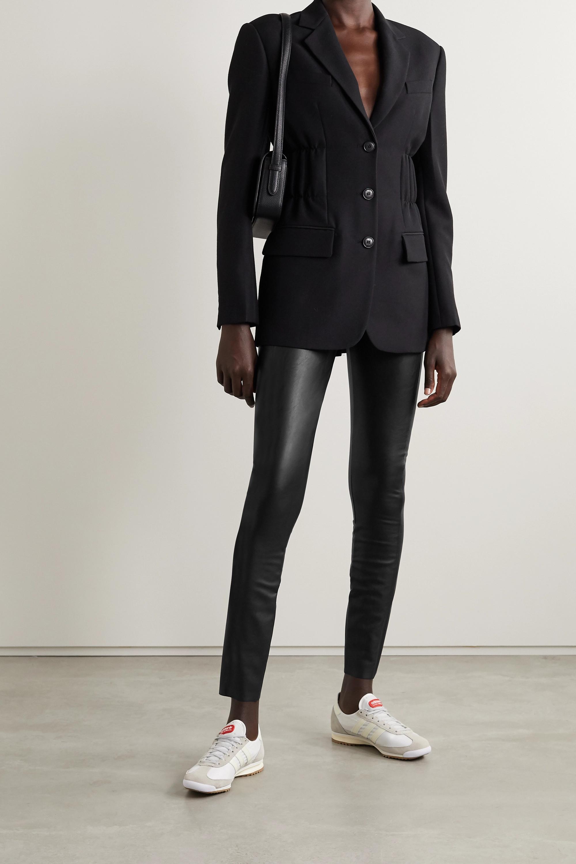 Wolford Edie vegan leather leggings