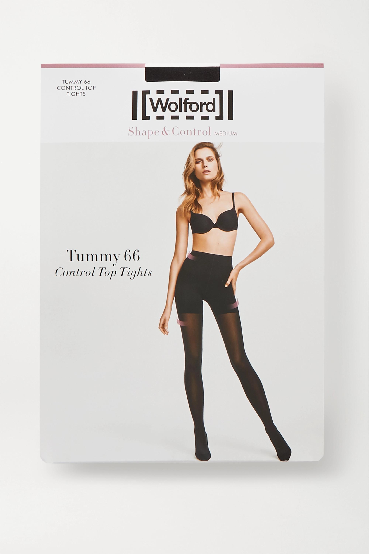 Wolford Tummy Control Top 66 denier tights