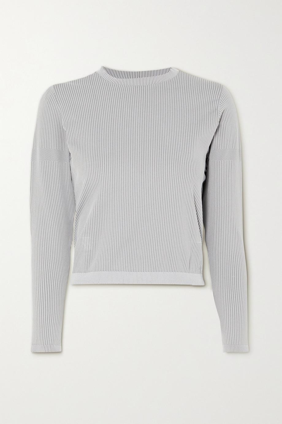Cordova Signature ribbed stretch-knit top