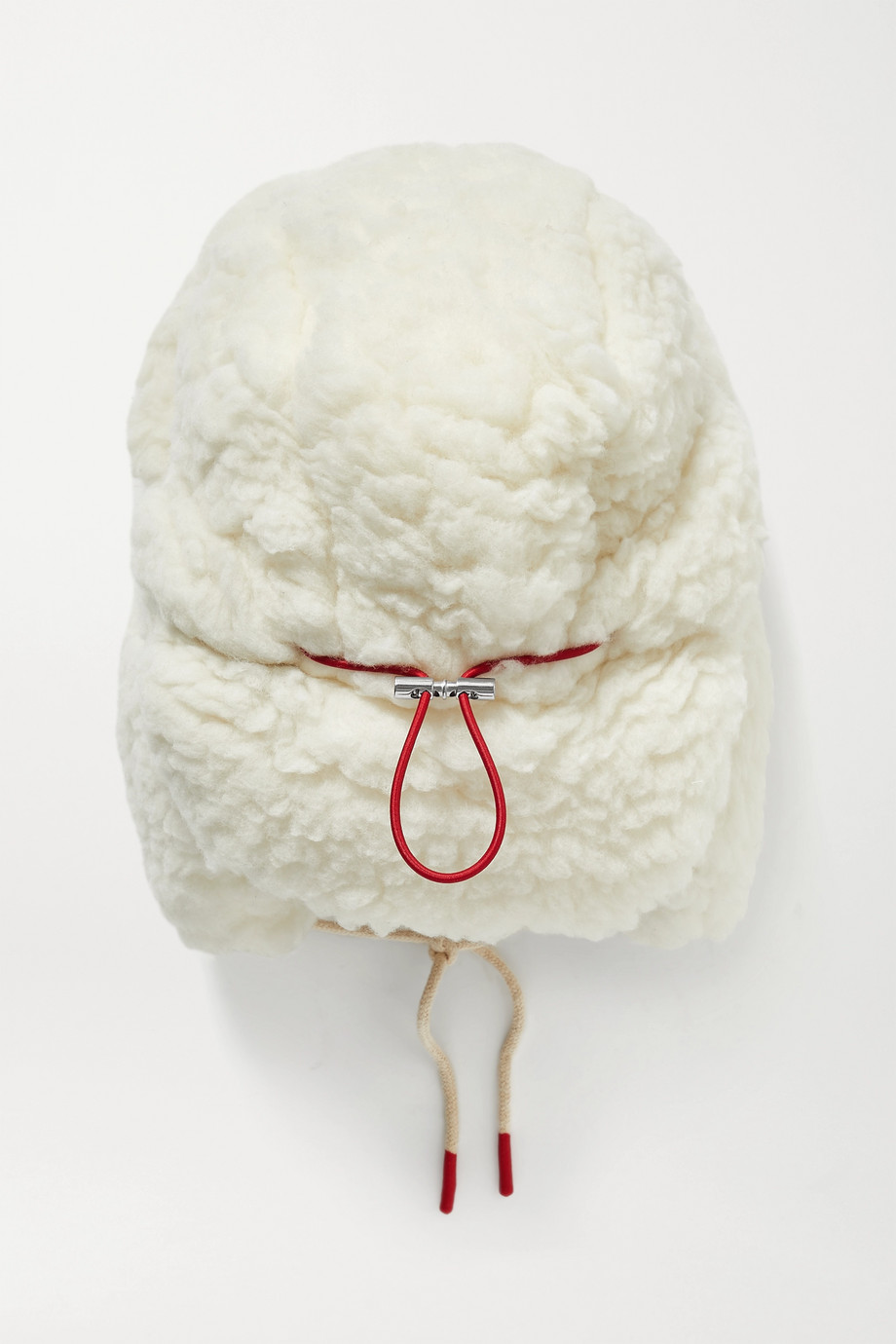 Cordova Eyak wool-blend faux shearling hat