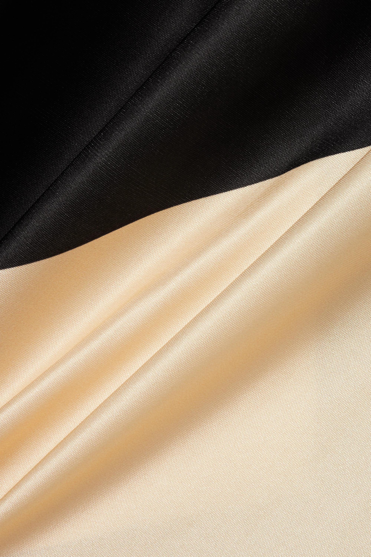 Louisa Parris + NET SUSTAIN Etta printed silk-jersey maxi dress