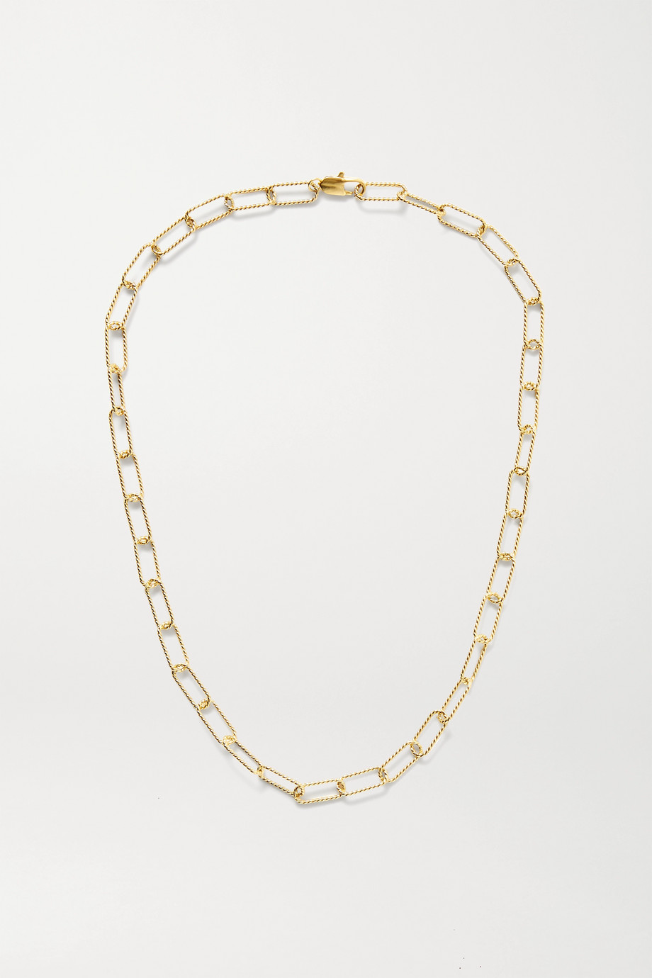Laura Lombardi Rosa gold-plated necklace