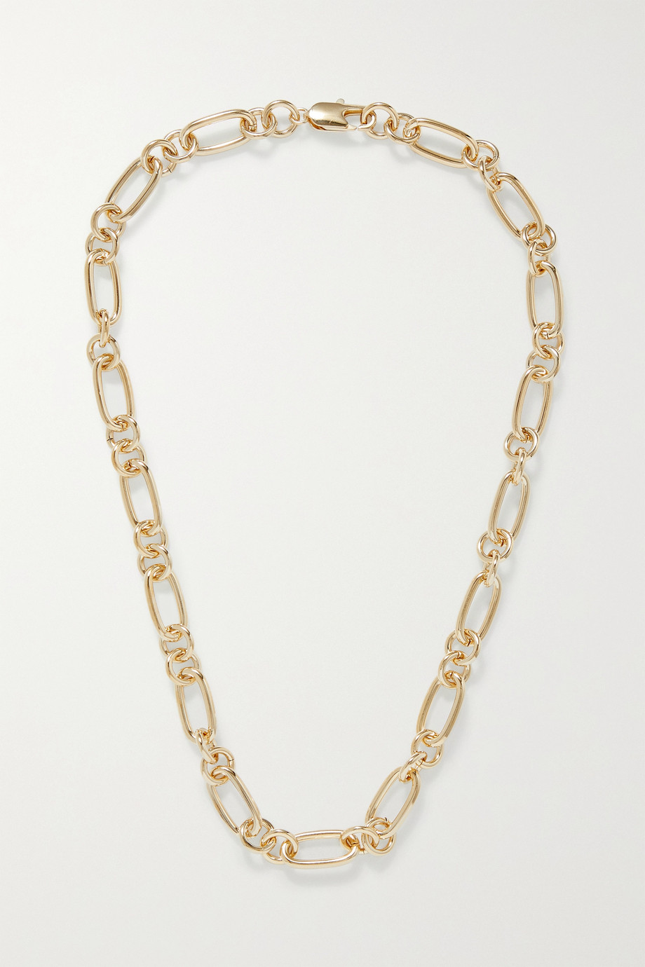 Laura Lombardi Rafaella gold-plated necklace