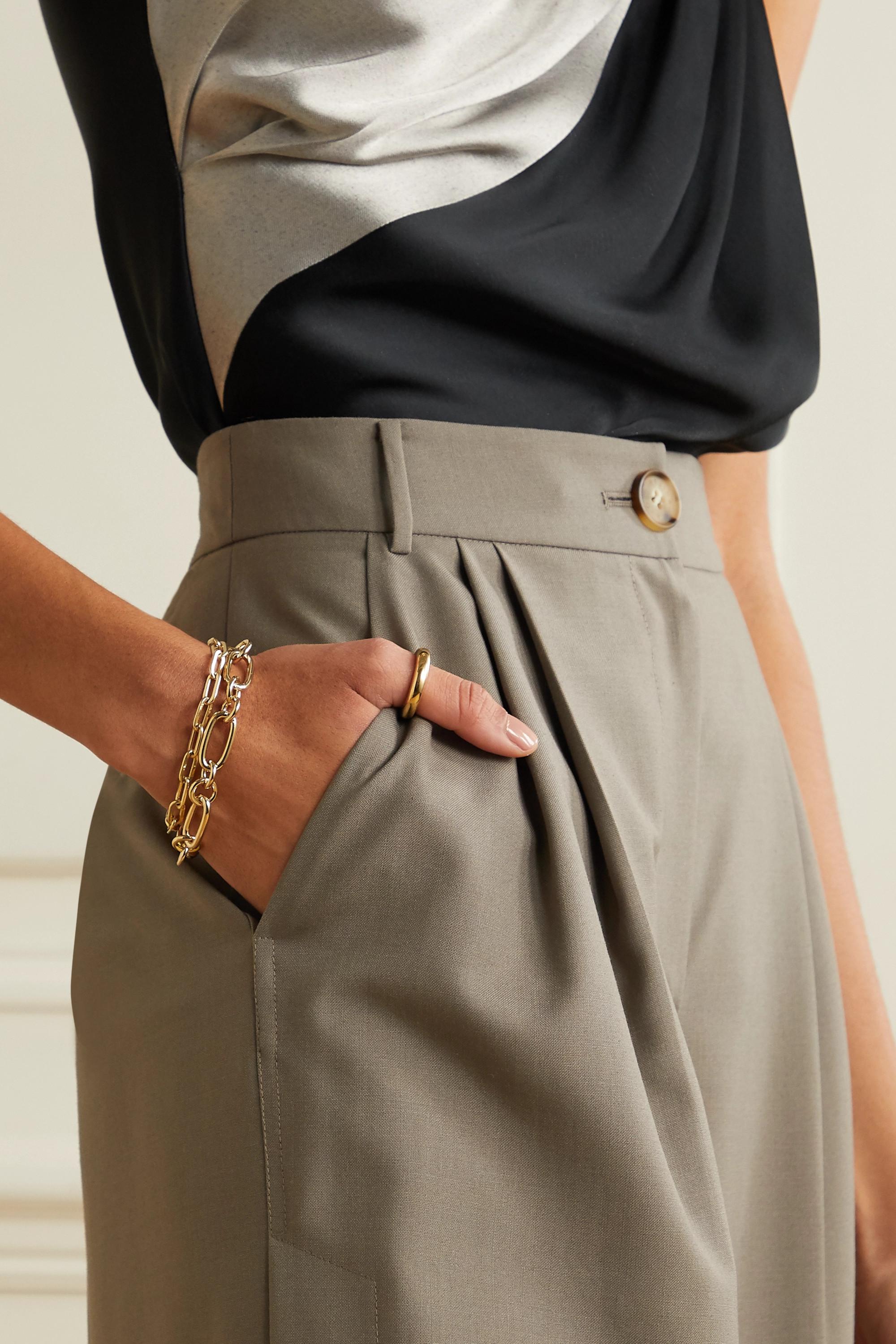 Laura Lombardi Rafaella gold-plated bracelet