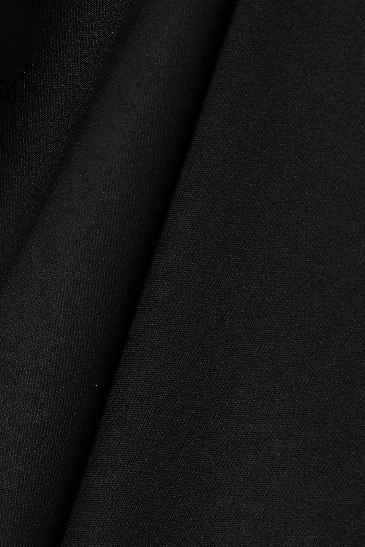 Alix NYC Shiloh 弹力平纹布中长连衣裙