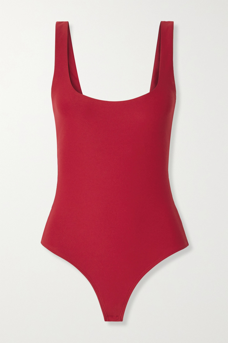 Alix NYC Mott stretch-jersey thong bodysuit